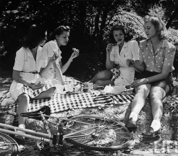 vintage+picnic