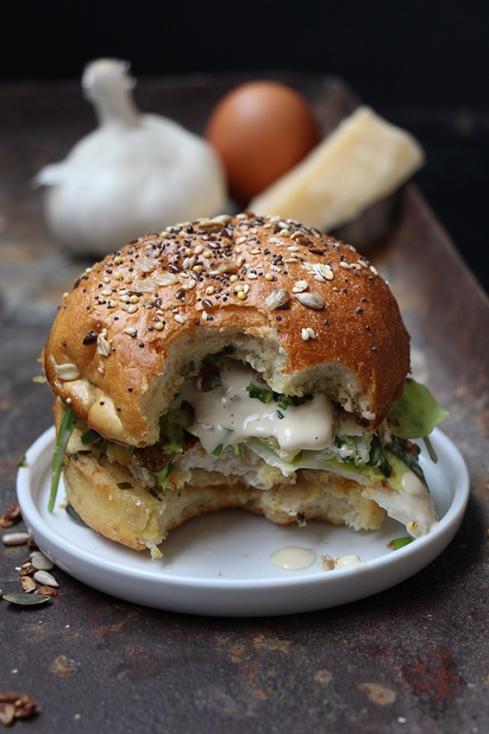 Burger cesar - devorezmoi 06