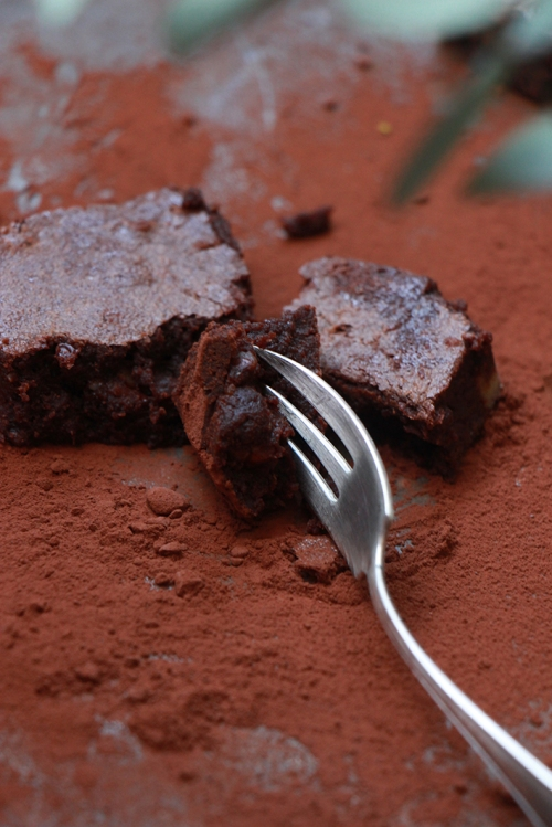 Brownie de C Lignac - devorezmoi 05