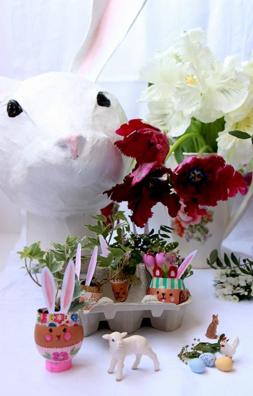 Oeuf de paques -plantes devorezmoi 08