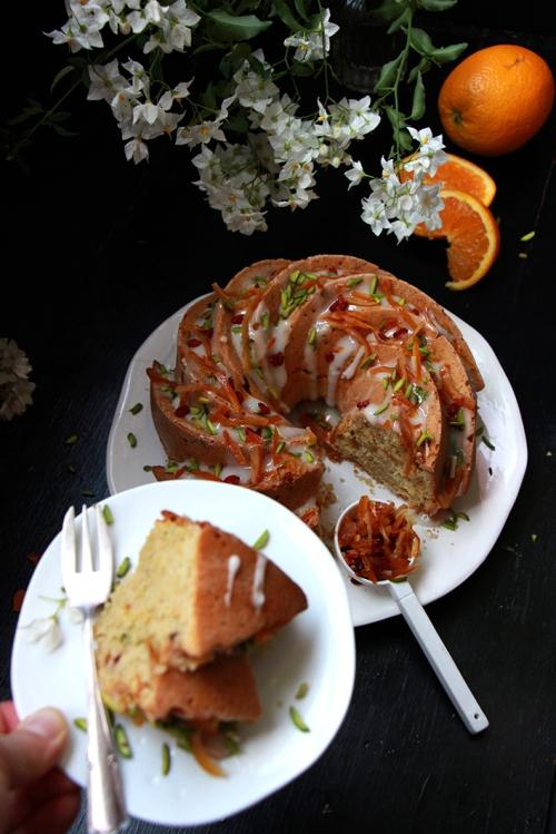 Gateau_tahina_orange et fleur doranger_devorezmoi_05
