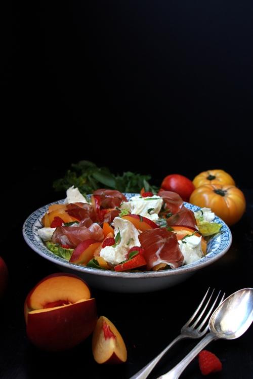 salade_nectarines_mozza_tomates _devorezmoi_02