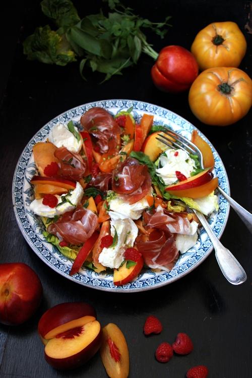 salade_nectarines_mozza_tomates _devorezmoi_04