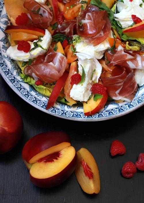 salade_nectarines_mozza_tomates _devorezmoi_05